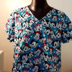 Women's Disney Medical Scrubs